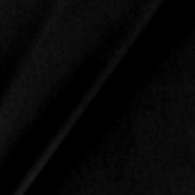 Tissu néoprène noir